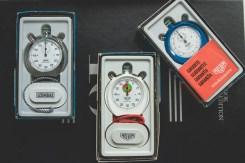 Portrait - Chronomètres Heuer