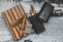 Portrait - Guillaume Tesson et le Petit Larousse du Cigare