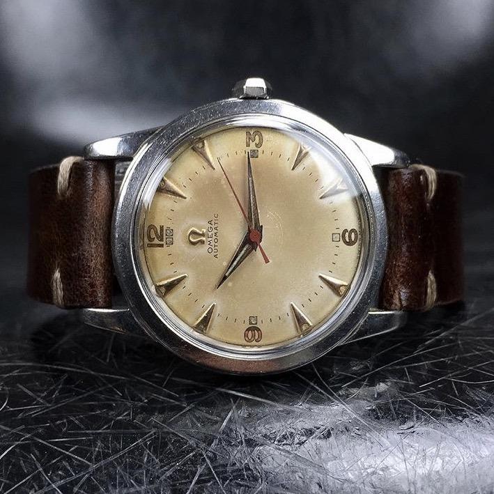 Omega Seamaster - La montre du grand-père de Clément