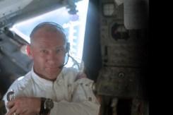 Buzz Aldrin et son Omega Speedmaster