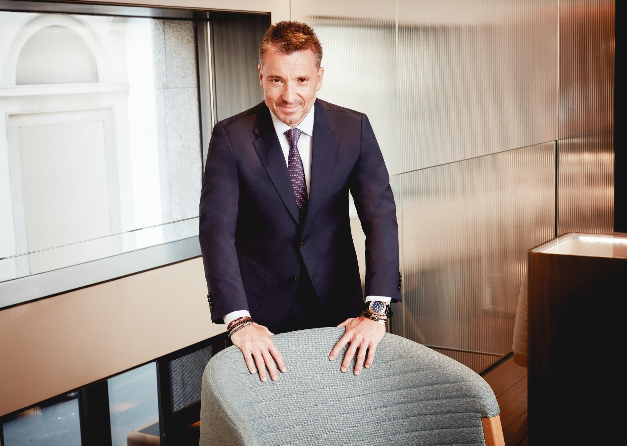Jean-Marc Pontroué - CEO Panerai