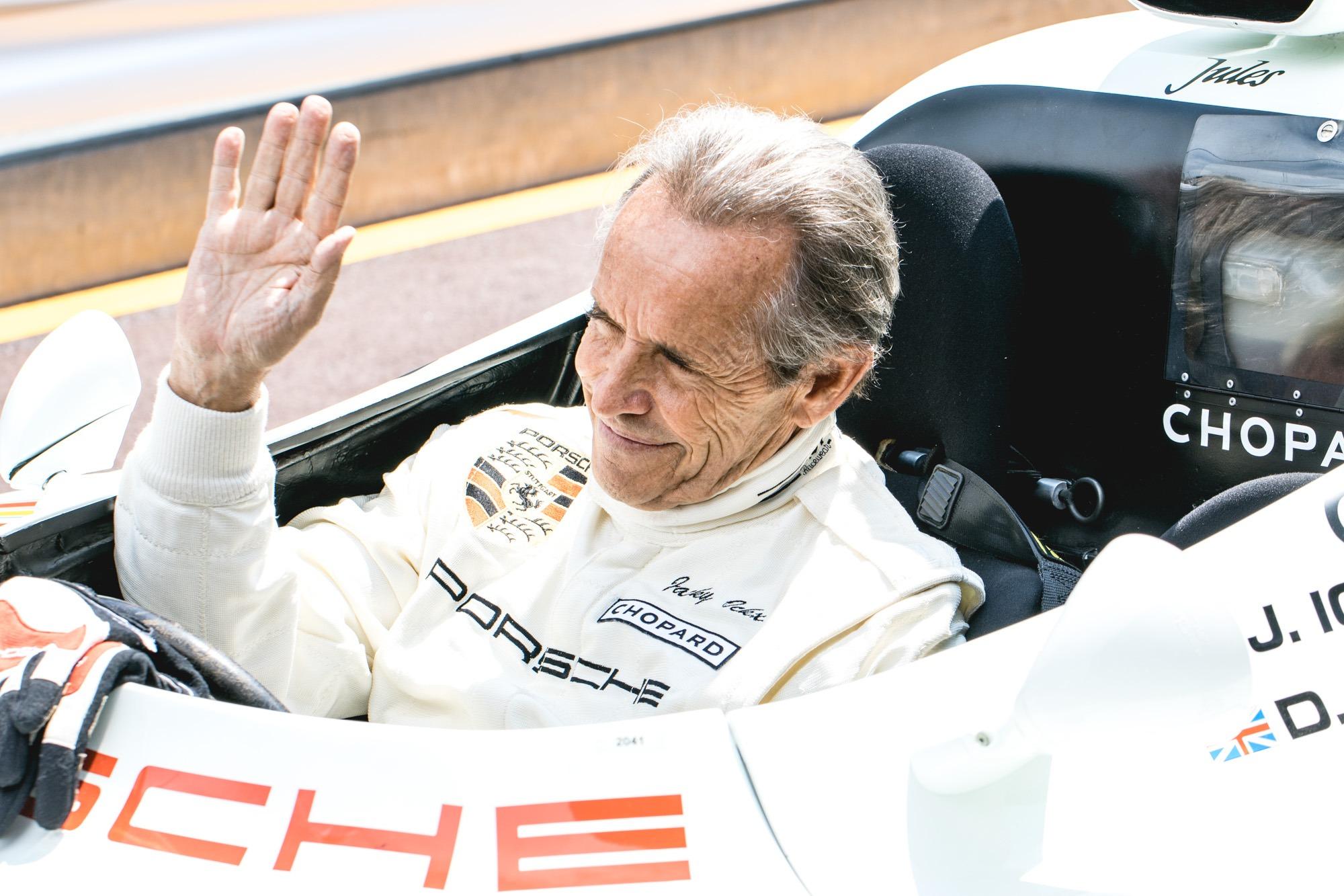 Grand Prix de Monaco Historique - Jacky Ickx