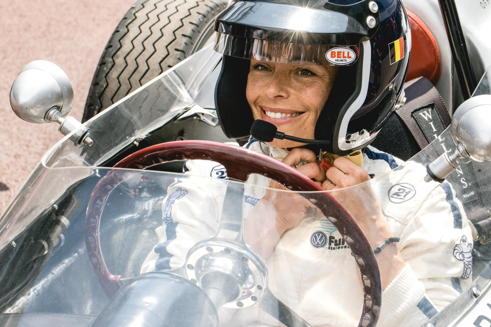 Grand Prix de Monaco Historique - Vanina Ickx