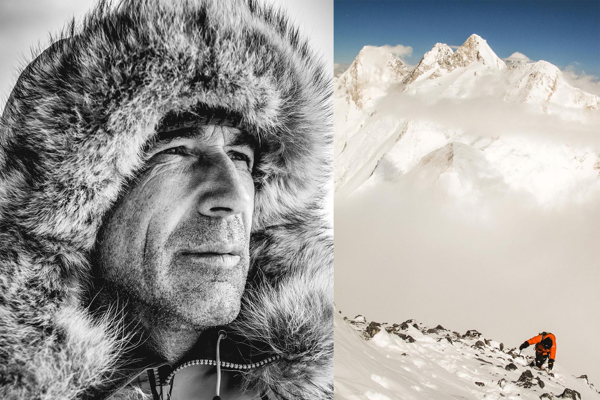 Mike Horn - Portrait - ©DmitrySharomov
