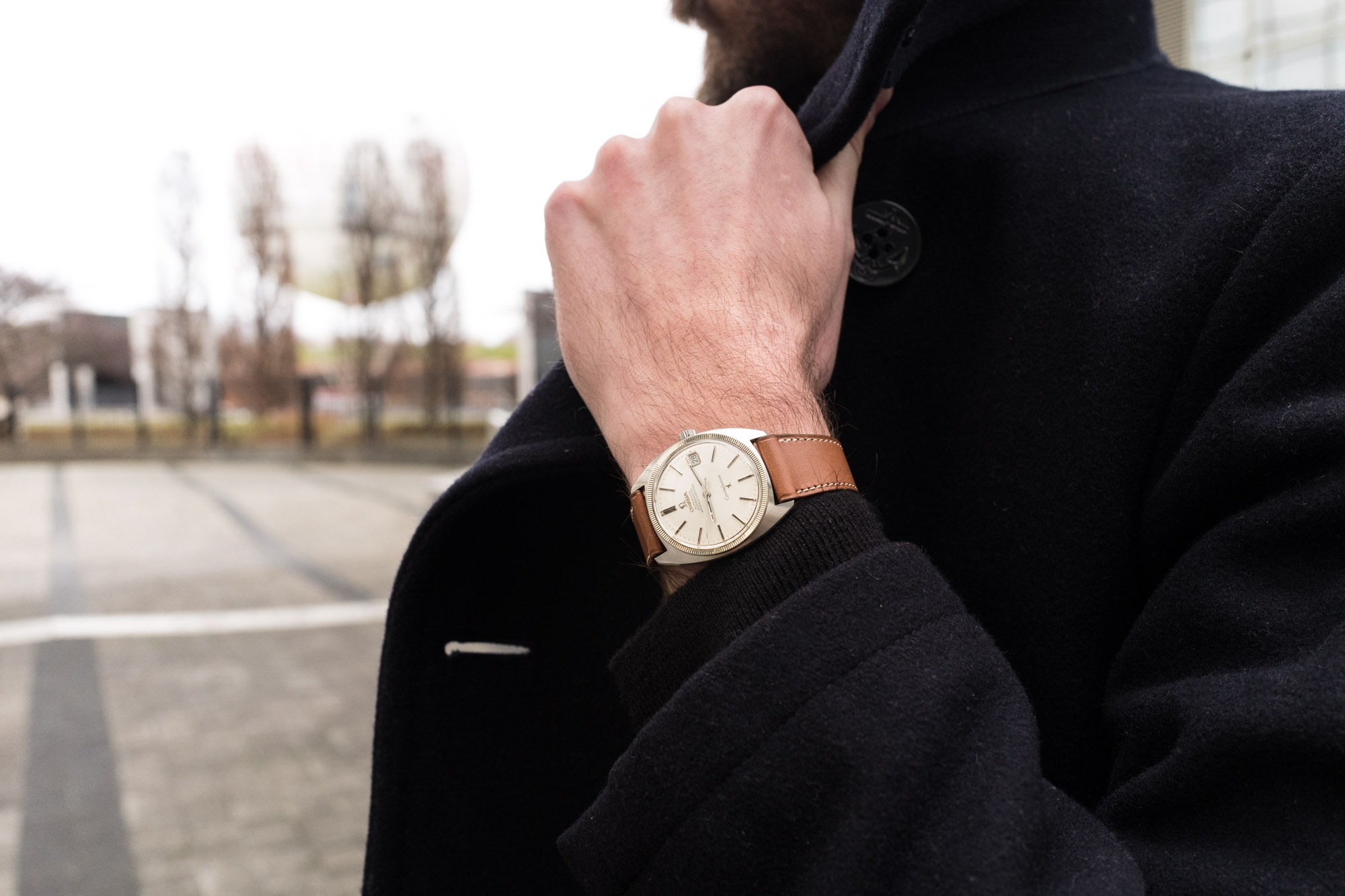 Omega Constellation C-Case Automatic - Look