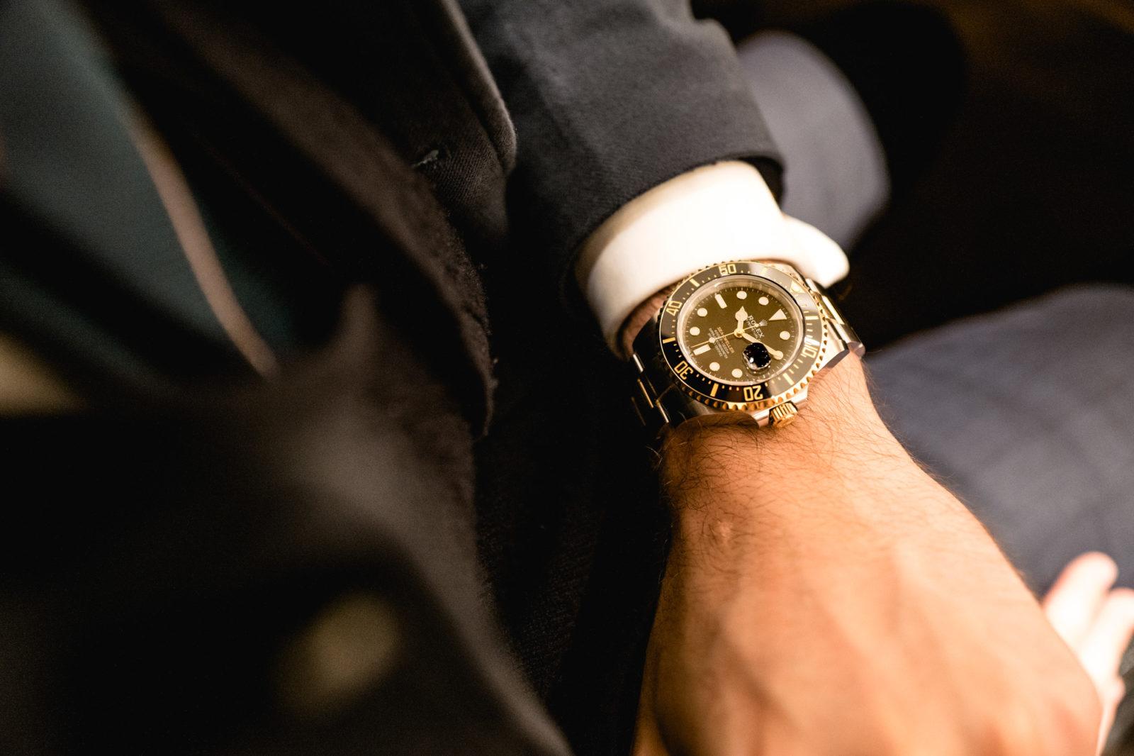 Rolex Sea-Dweller Rolesor - Baselworld 2019 - Style