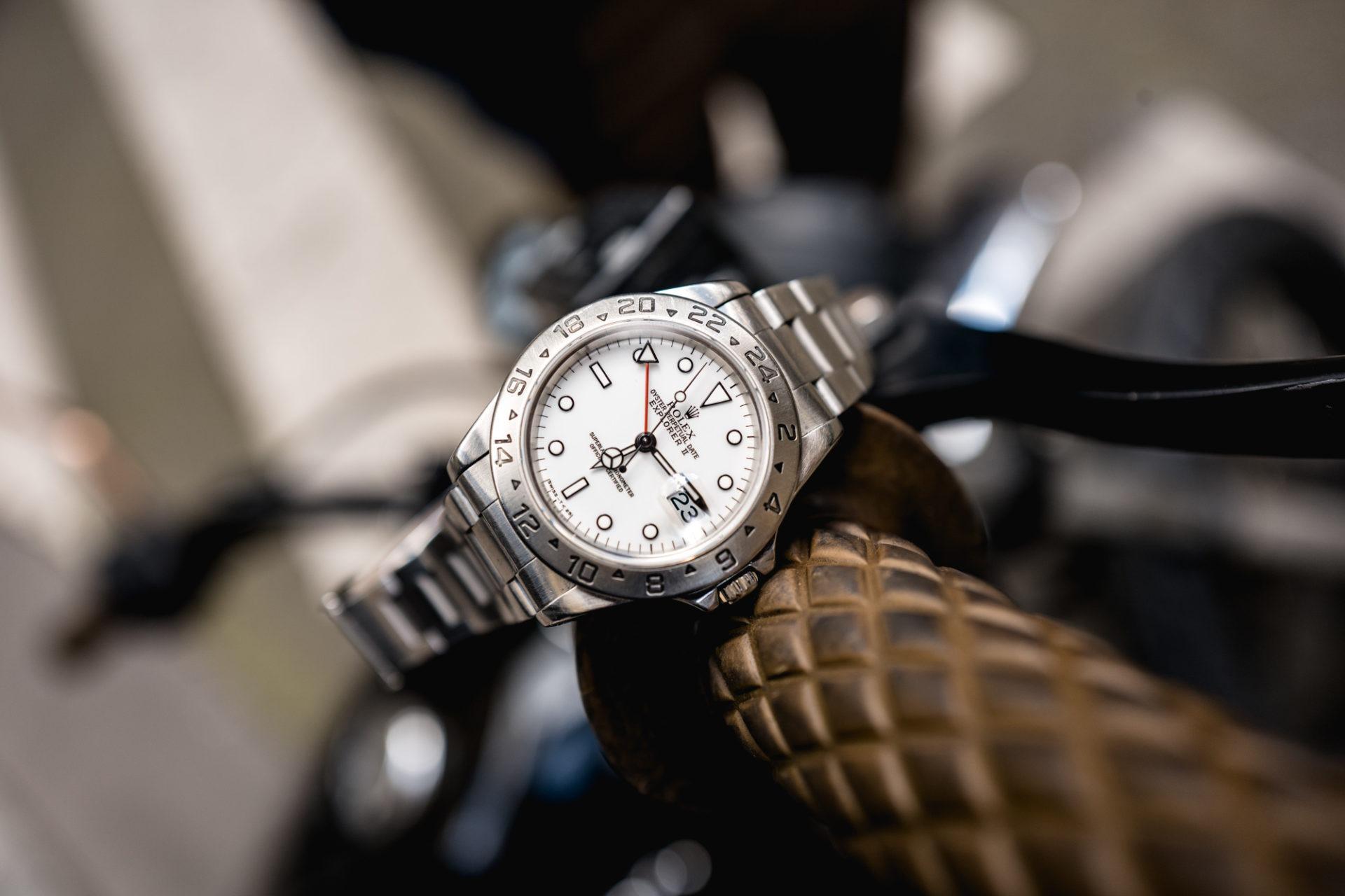 Rolex Explorer II Ref. 16570