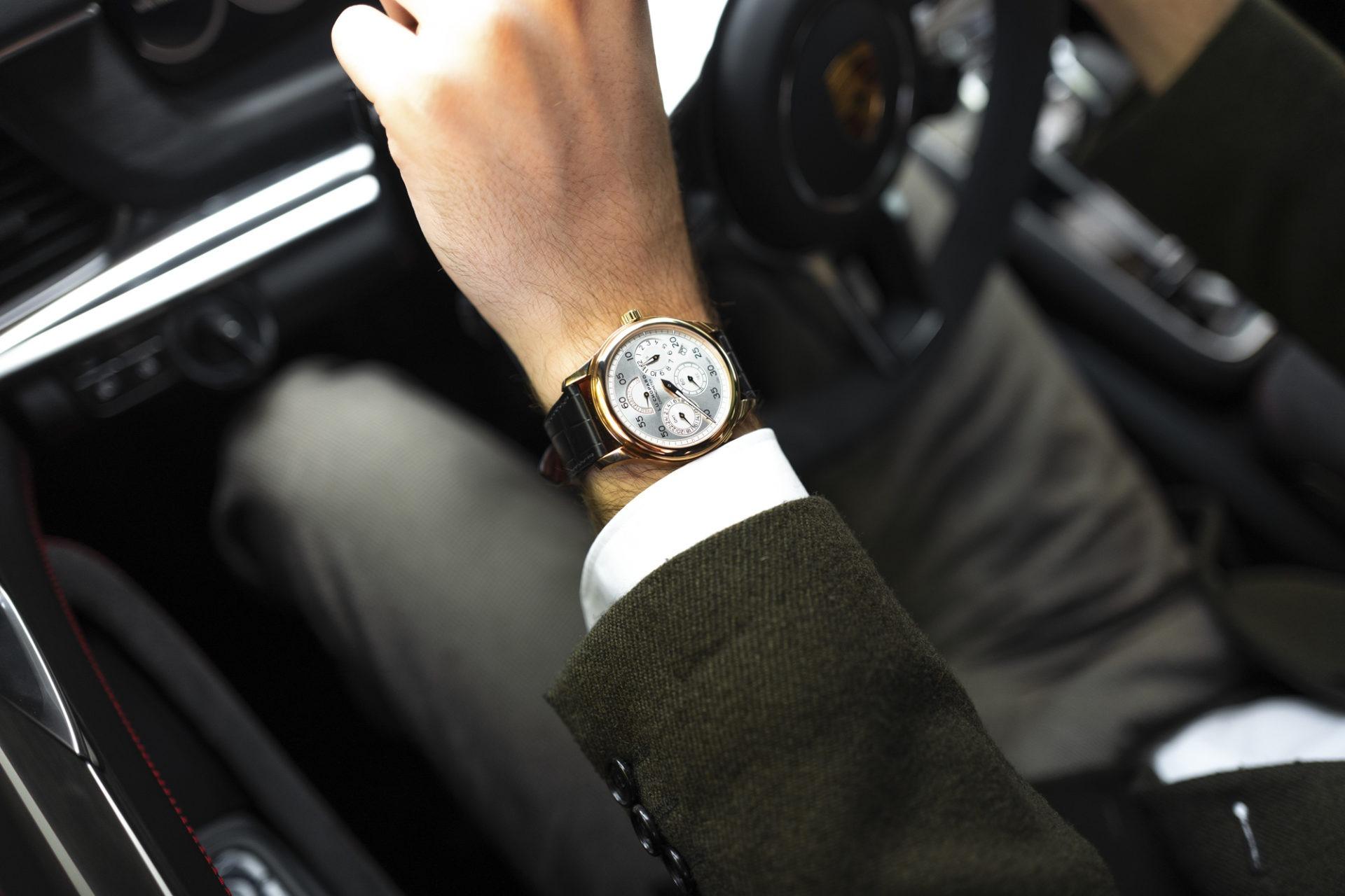 Chopard L.U.C Quattro Regulator - Style