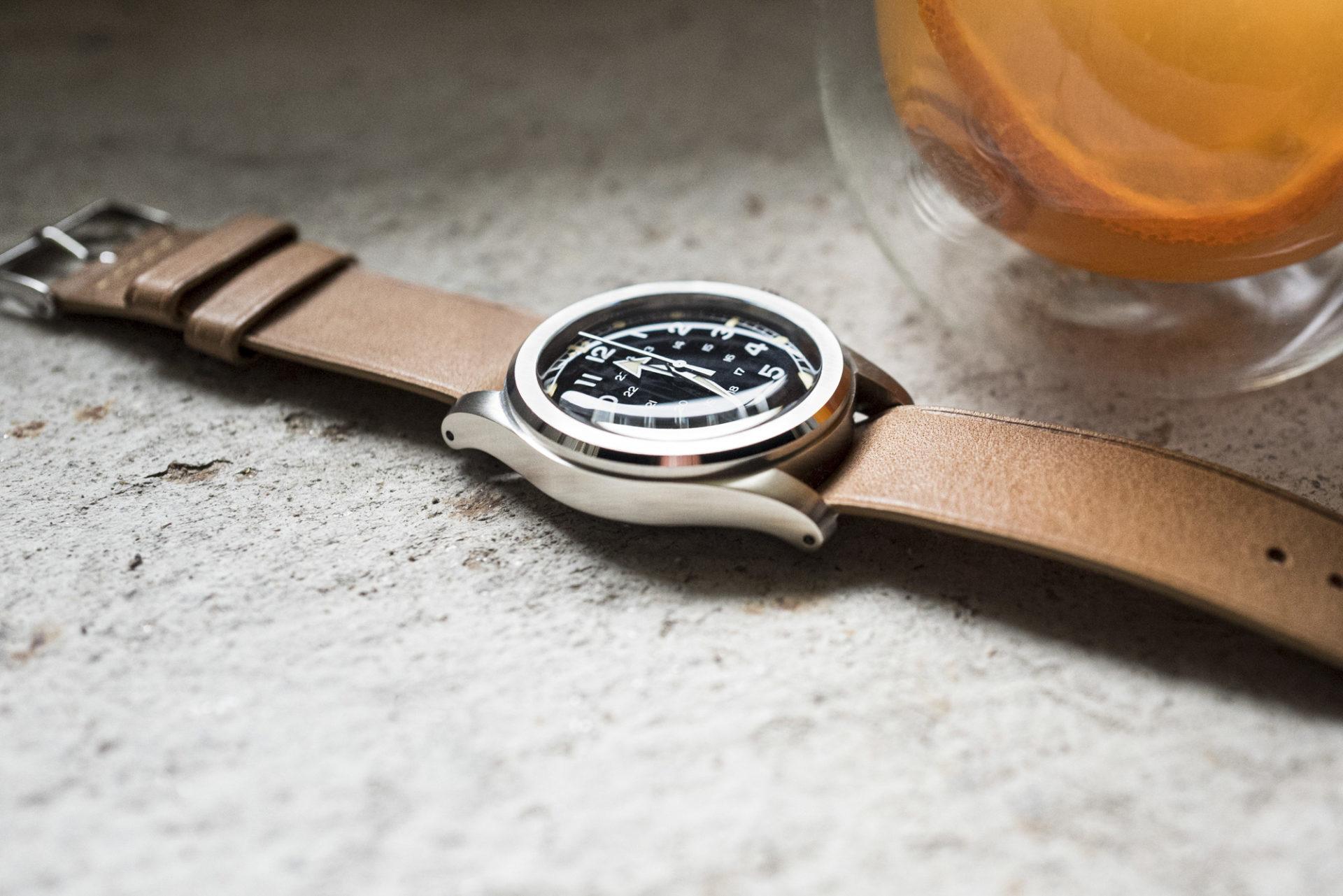 Serica - Wrist. Watch. Waterproof. / WMB Edition