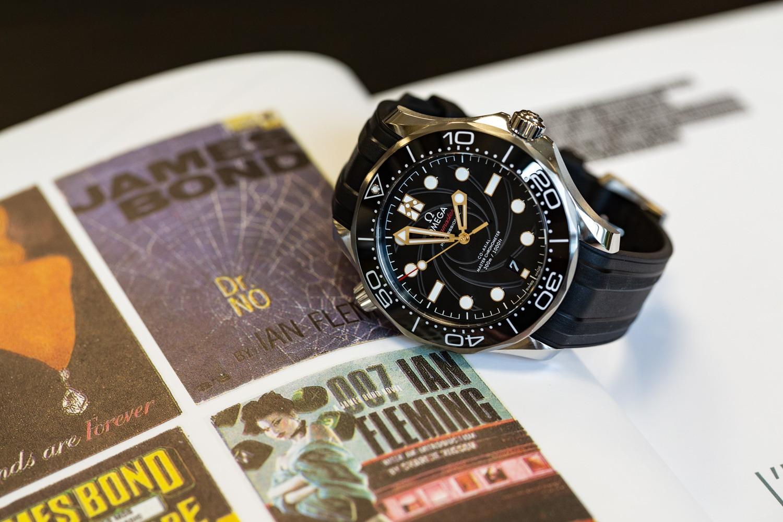 "Omega Seamaster 300M - Edition limitée ""James Bond"""