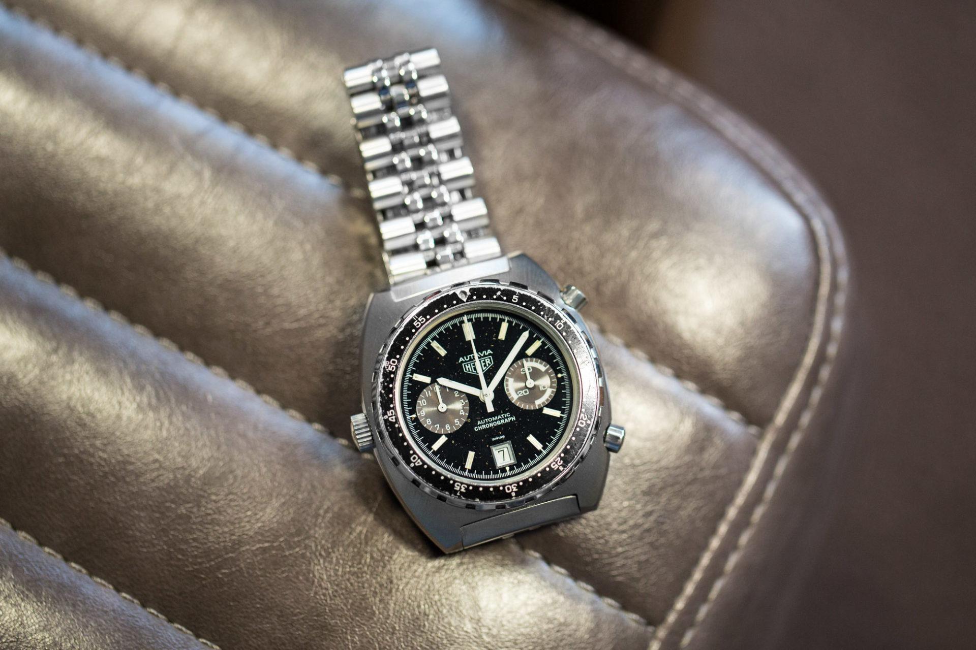 Heuer Autavia 11063MH - Watchfinder