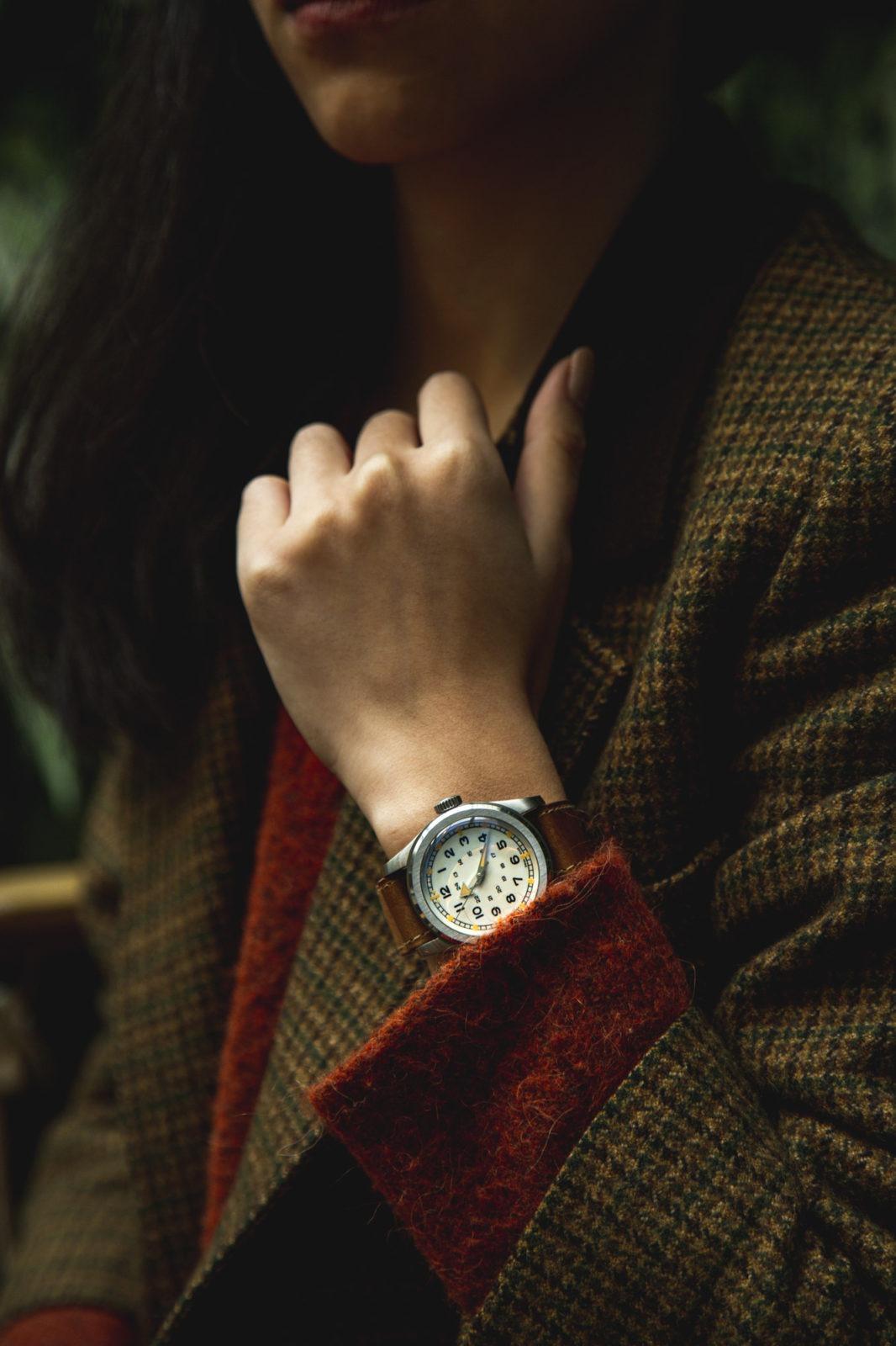 SERICA W.W.W. Wrist Watch Waterproof - WMB EDITION-20