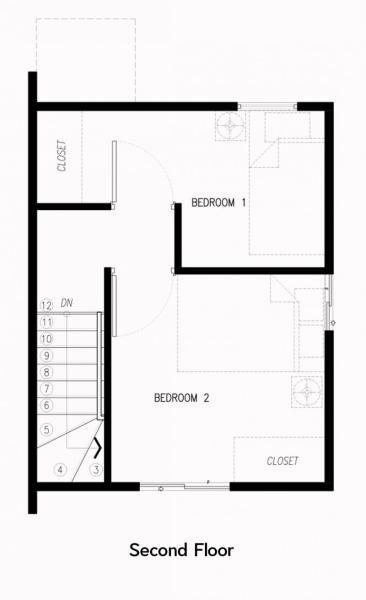 lessandra danielle second floor plan
