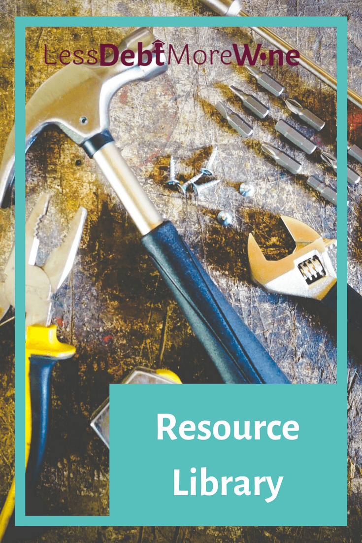 Resource Library - downloads, workbooks, checklists, and guides