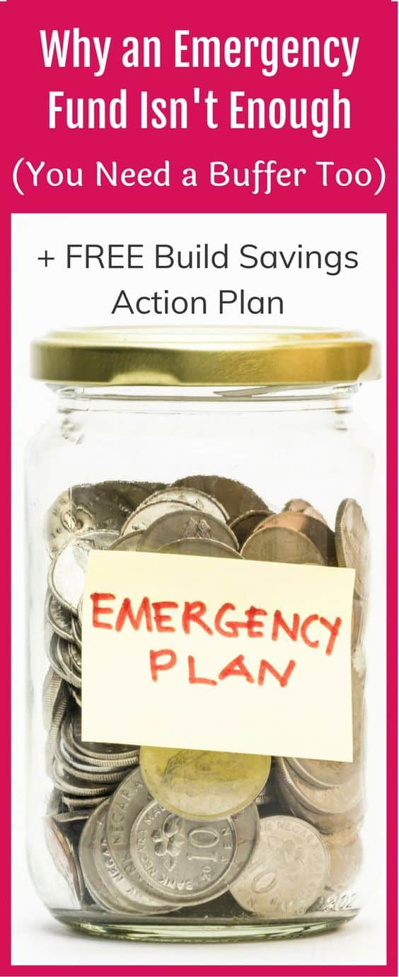 You can have the greatest budget in the world, but at some point, life is going to throw you a financial curve ball. Which is why you need an emergency fund