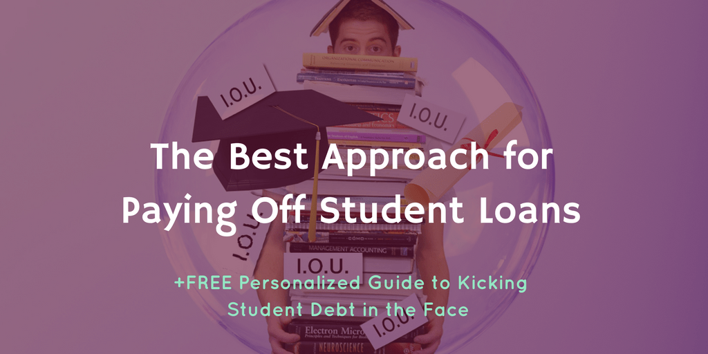 how to avoid paying student loan debt