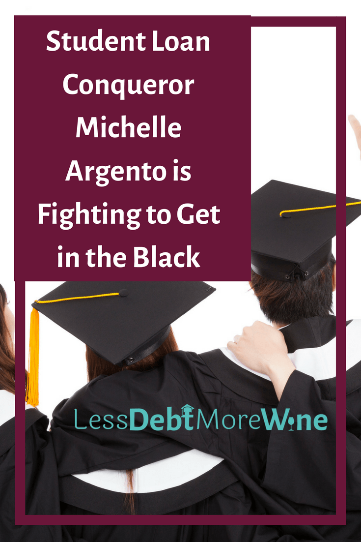 Student Loan Conqueror Michelle Argento Is Fighting To Get
