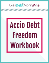 Accio debt freedom | pay off debt