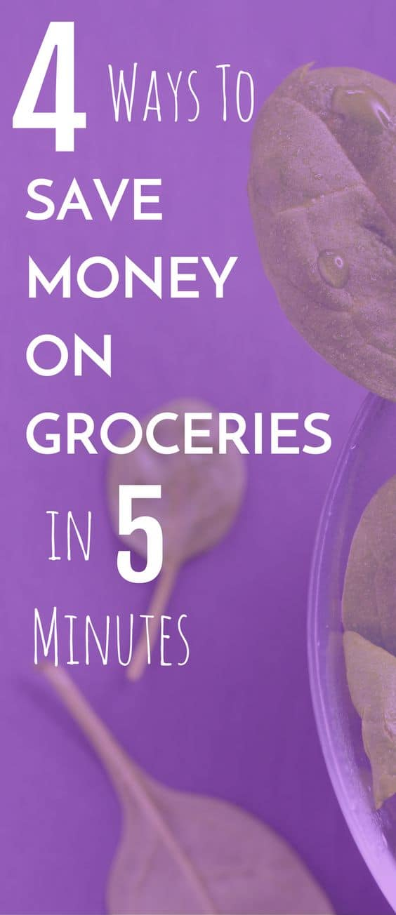 """save money on groceries 
