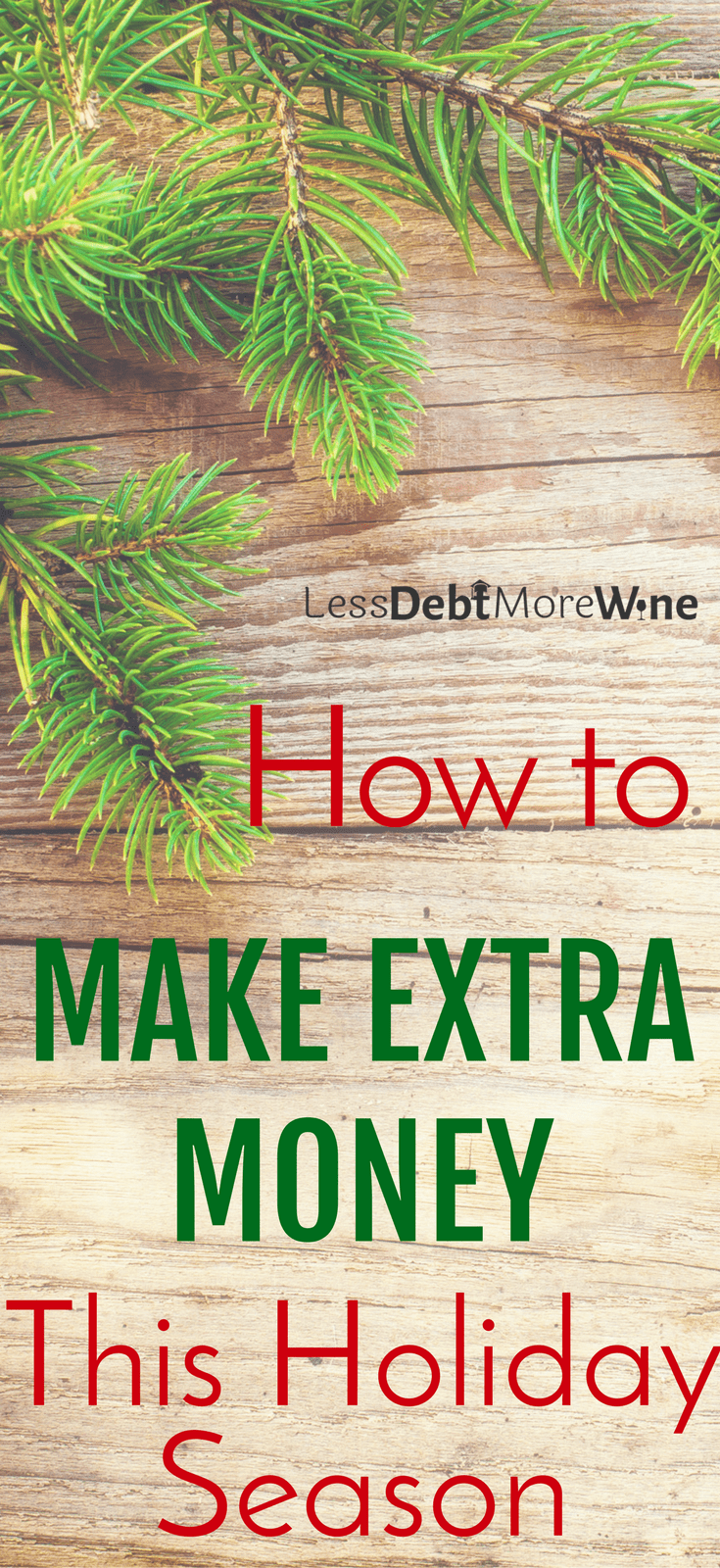 make extra money this holiday season | side hustles | earn more money for holidays