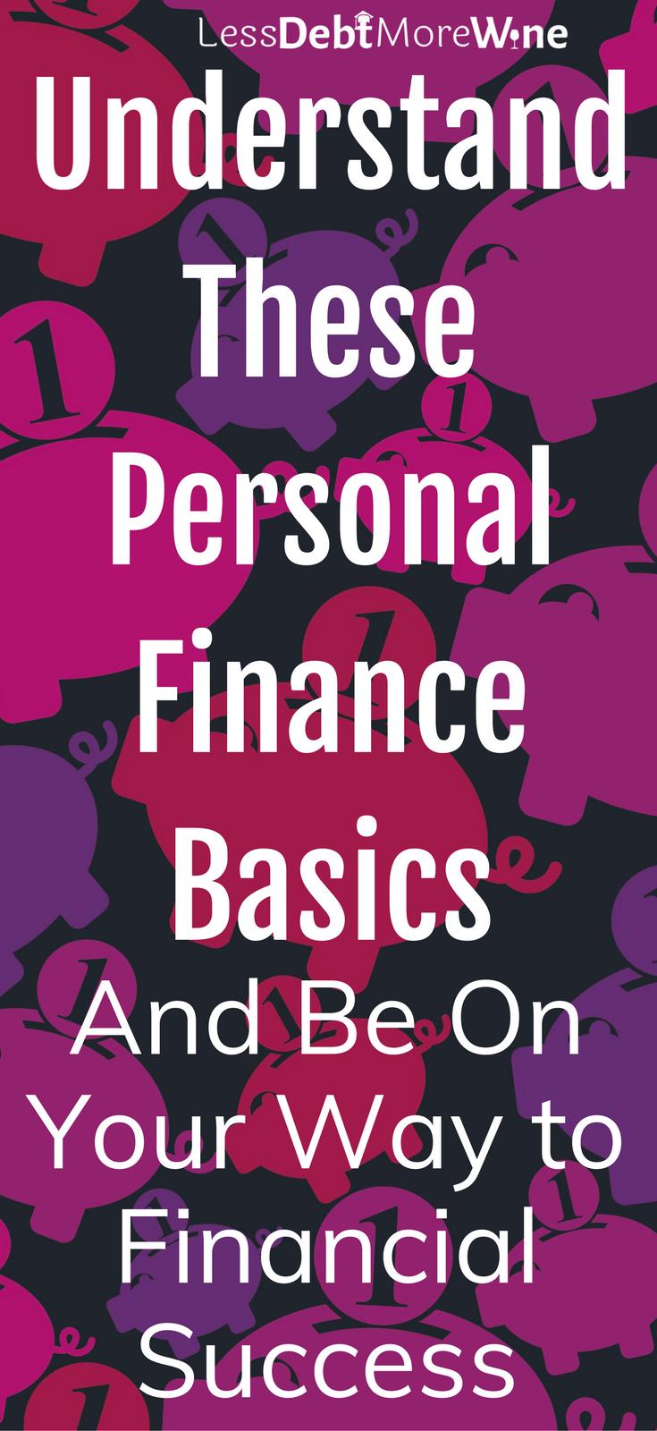 personal finance basics   personal finance tips   money management   money tips   millennial money tips