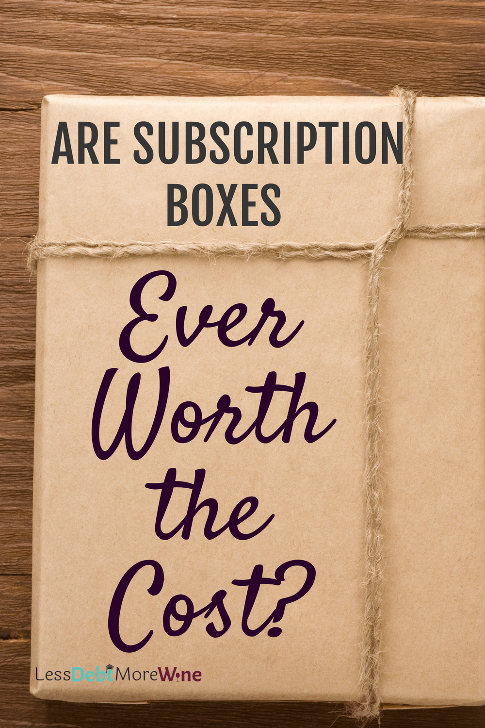 subscription boxes | save money | barkbox | blue apron | try the world | personal finance tips | stitch fix | book of the month