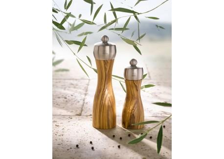 peugeot fidji moulin a poivre 20 cm bois d olivier les secrets du chef