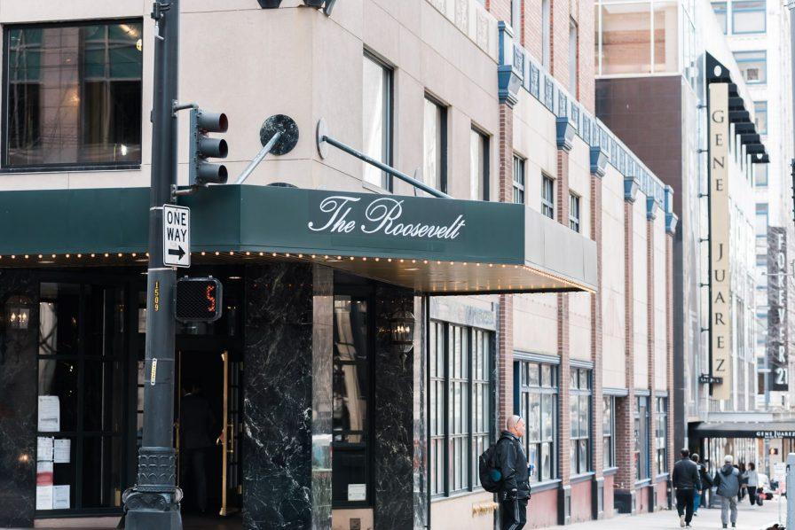 Seattle Roosevelt Hotel