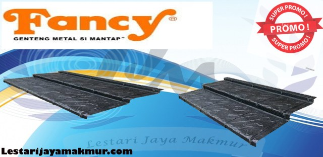 genteng metal fancy roof