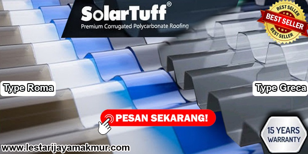 Harga Atap Solartuff
