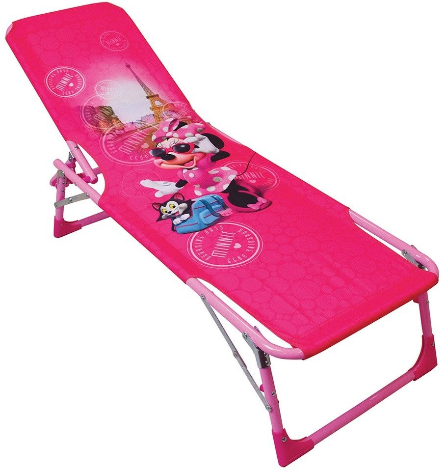 chaise longue minnie paris disney