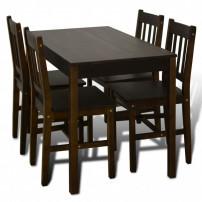ensemble table et chaises de cuisine