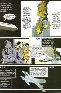 Sid Jacobson, Ernie Colón, 9/11 Timeline