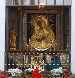 Madonna della Porta dell'Alba