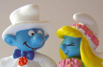 Matrimonio puffoso