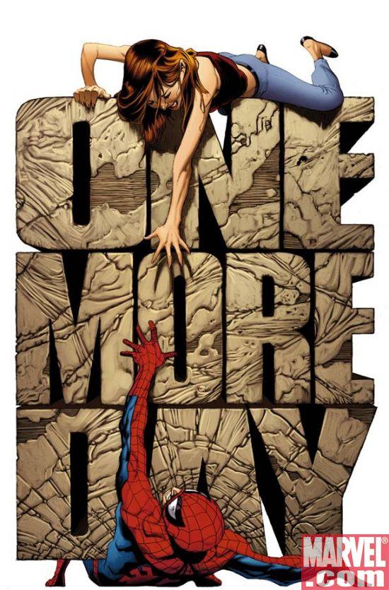 Spiderman e Mary Jane