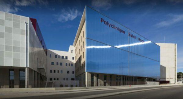 Livraison Polyclinique Saint-Roch à Montpellier