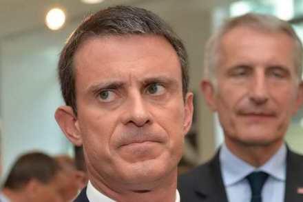Laisse aller c'est un Valls - Manuel Valls Premier Ministre