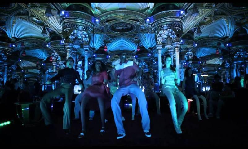 L'Écume des jours. Boris Vian featuring Michel Gondry