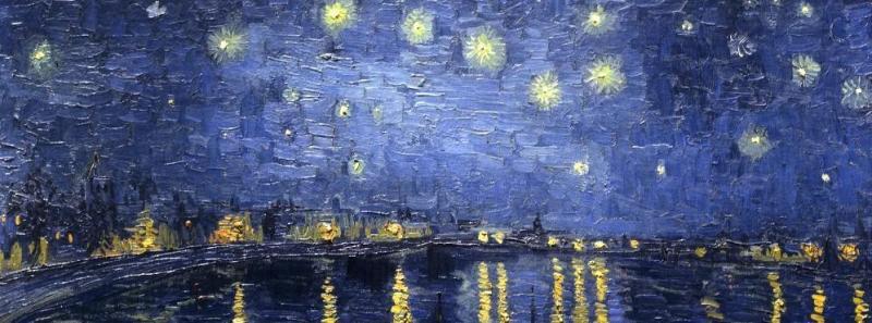 Vicent Van Gogh, Notte stellata