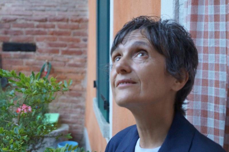 Chandra Livia Candiani per l'EstroVerso intervista di Grazia Calanna
