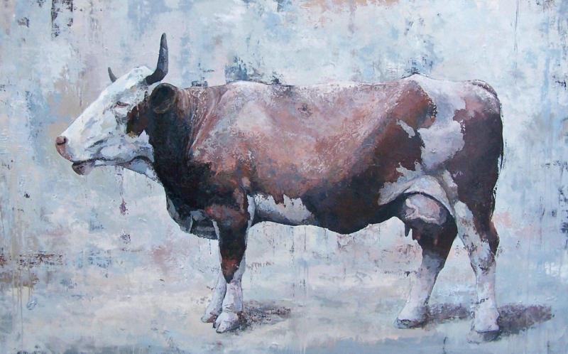 Davide Puma, Essenza di una mucca
