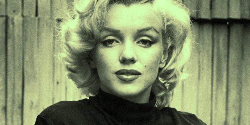 Marilyn Monroe su l estroverso Umana troppo umana
