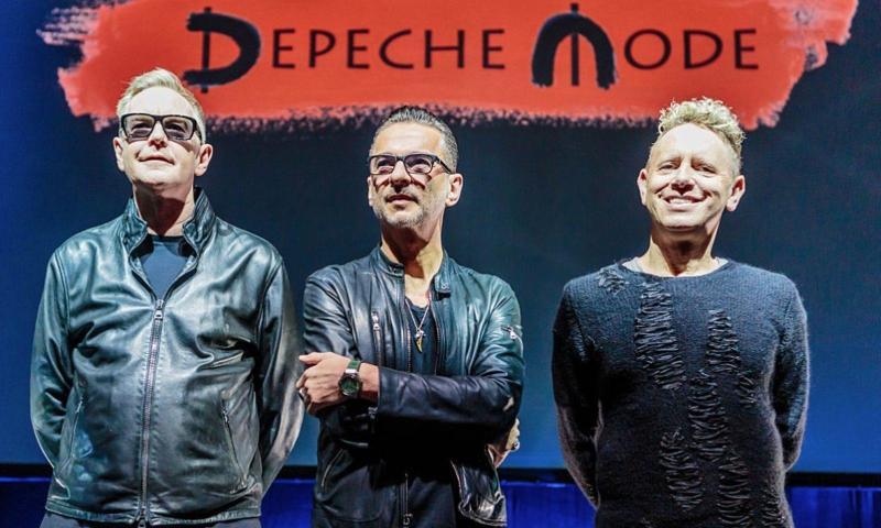Depeche Mode: nuove date per l'acclamato Global Spirit Tour