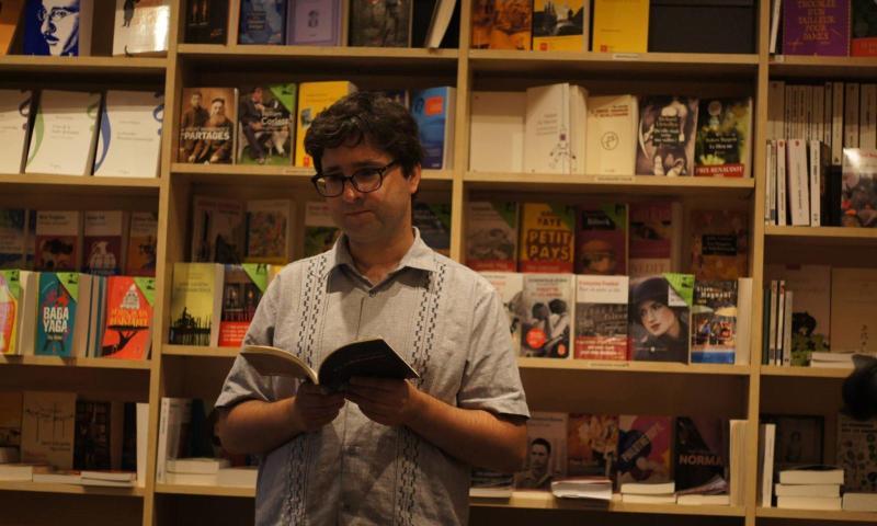 """Fabrizio Bajec, """"La collaborazione"""" e l'esperienza conoscitiva della poesia."""