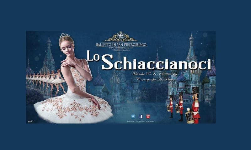 """Il Balletto di San Pietroburgo con """"Lo Schiaccianoci"""" protagonista al """"Metropolitan"""" di Catania"""