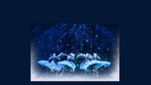 """""""Lo Schiaccianoci"""", una fiaba di Natale, a Catania, con il Balletto di San Pietroburgo."""