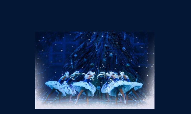 """Il grande Balletto di San Pietroburgo presenta """"Lo Schiaccianoci"""" al Teatro Metropolitan di Catania"""