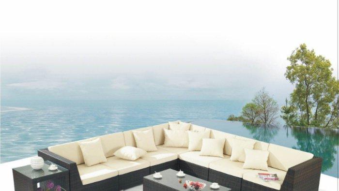 nos modulaires meubles de patio tables chaises et plus sont a 50 70 de rabais