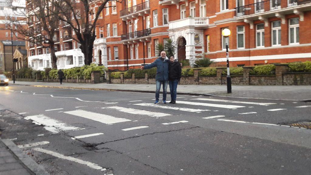 Londres - Jour de l'an 2017 1